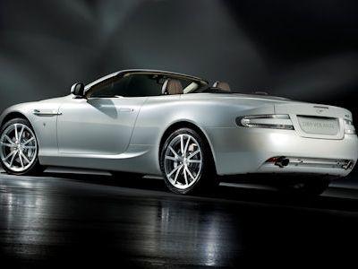 Aston Martin on Aston Martin Db9 Morning Frost  Die Eiskalte Eleganz   Aston Martin