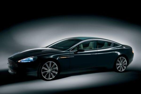 Aston Martin Rapide Agiles Viertüriges Coupé Speed Heads