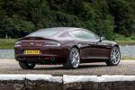 Aston Martin Rapide S 2015 Limousine 6.0 V12 Touchtronic Heck Seite