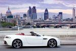 Aston Martin V12 Vantage Roadster 6.0 V12 Sport Track DSC ABS EBD EBA Seite Ansicht