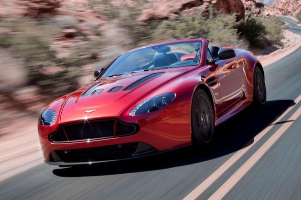 Aston Martin V12 Vantage S Roadster Noch Flacher Und Noch Fetter Speed Heads