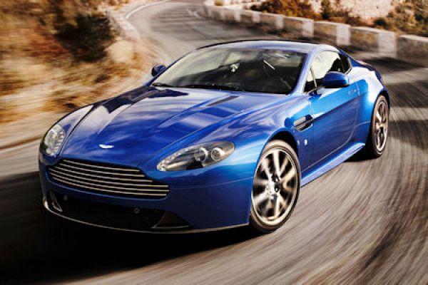 Aston Martin V8 Vantage S Ein Bisschen Hardcore Für Den Gentleman Speed Heads