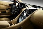Aston Martin Vanquish 6.0 V12 Super Grand Tourer GT Aero Duc DIM Driver Information Modul DSC EBD EBA Interieur Innenraum Cockpit