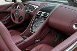 Aston Martin Vanquish Volante 2015 6.0 V12 Cabrio Roadster Touchtronic Interieur Innenraum Cockpit
