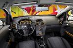 Germanys Next Topmodell Lena Gercke Opel Corsa Color Elegance Innenraum Interieur Cockpit