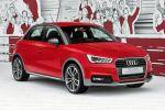 Audi A1 Sportback Active Kit Frontspoiler Heckschürze Radlaufblenden Seitenschweller Kleinwagen TFSI TDI Front Seite