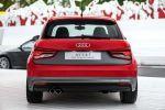 Audi A1 Sportback Active Kit Frontspoiler Heckschürze Radlaufblenden Seitenschweller Kleinwagen TFSI TDI Heck