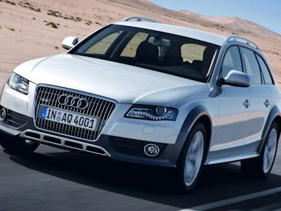 Audi Q5 und A4 Allroad mit neuen Einstiegsmotoren 2.0 TDI und 2.0 TFSI ...