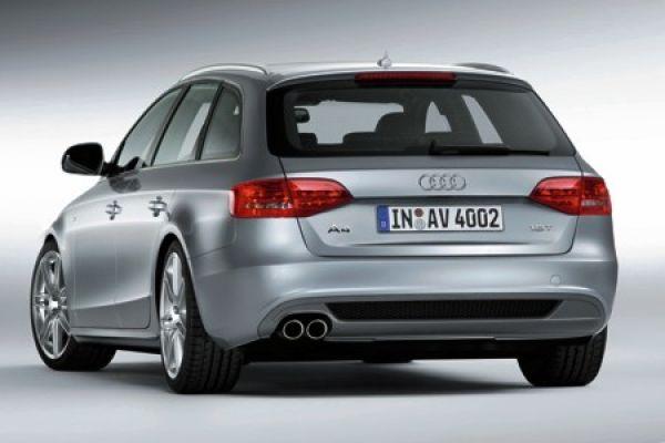 Audi a4 s line sportliche optik f r das erfolgsmodell for S line exterieurpaket a4