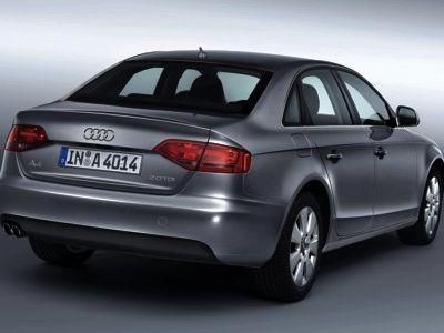 Audi A4 TDI concept E Effizienz Start-Stopp-System Vlies-Batterie