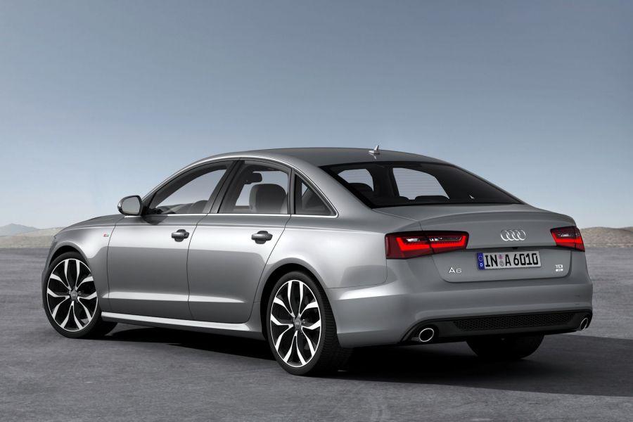 Audi A6 2 0 Tdi Ultra Mehr Power Und Nur Noch 4 4 Liter Verbrauch Speed Heads