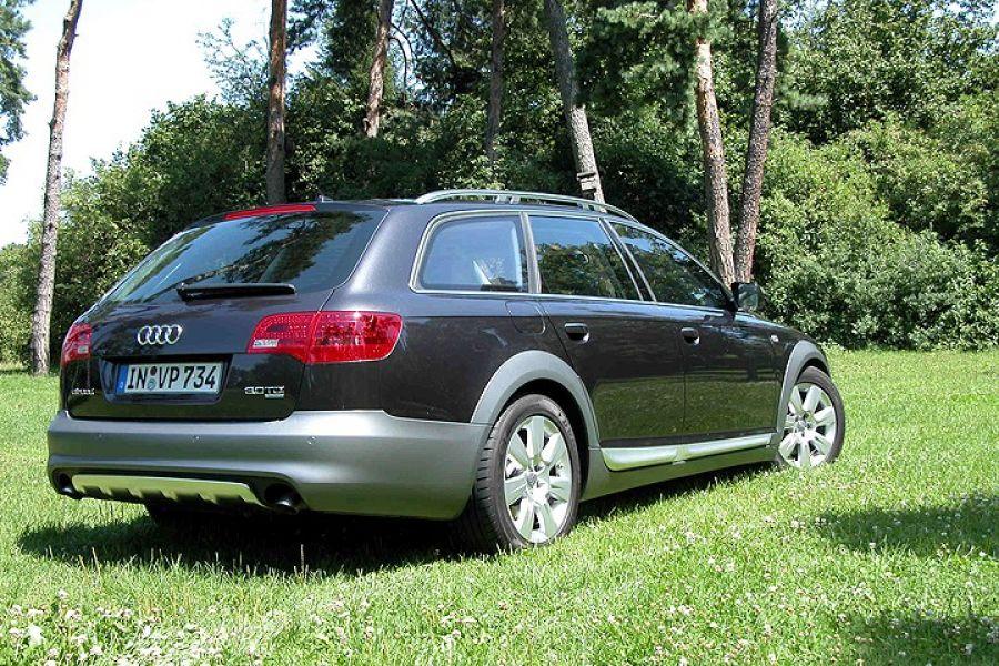 Audi A6 Allroad Quattro Au 223 En Kernig Innen Kultiviert Speed Heads