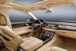 Audi A8 L Extended Langversion Stretch-Limousine 3.0 V6 quattro Allrad Tiptronic Valcona XXL Luxus Limousine Interieur Innenraum Cockpit
