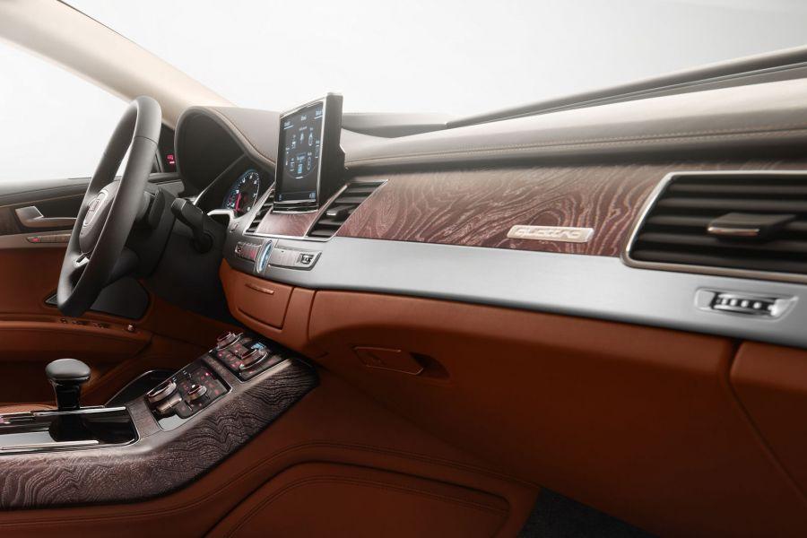 audi a8 l w12 exclusive 2014 wenn luxus nicht mehr ausreicht speed heads. Black Bedroom Furniture Sets. Home Design Ideas