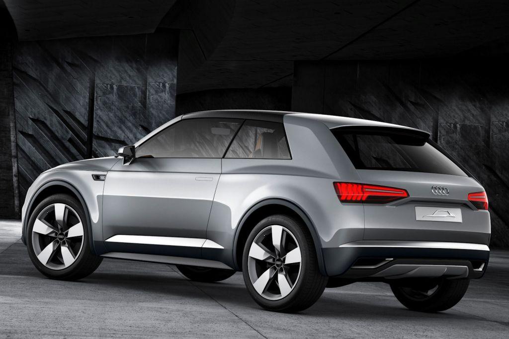 Audi Crosslane Coup 233 Das Wird Der Neue Q2 Speed Heads