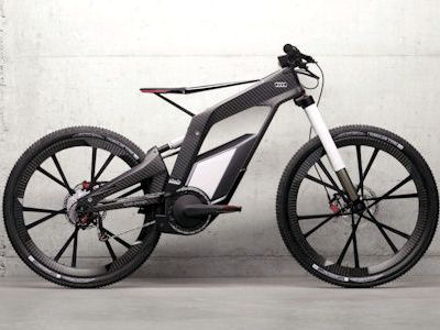 audi e bike w rthersee elektro fahrrad mit 80 km h spitze. Black Bedroom Furniture Sets. Home Design Ideas