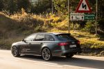 Audi Land of quattro Alpen Tour 2013 Passstraßen Alpenpässe Allradantrieb Audi RS6 Avant Kombi Fernpass