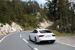 Audi Land of quattro Alpen Tour 2013 Passstraßen Alpenpässe Allradantrieb Audi RS7 Sportback