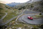 Audi Land of quattro Alpen Tour 2013 Passstraßen Alpenpässe Allradantrieb Audi RS Q3 Kompakt SUV Performance