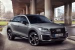 Audi Q2 Edition #1 SUV S line Exterieurpaket Quantumgrau Frontantrieb Allrad TFSI Benziner TDI Diesel Front Seite