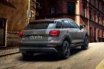Audi Q2 Edition #1 SUV S line Exterieurpaket Quantumgrau Frontantrieb Allrad TFSI Benziner TDI Diesel Heck