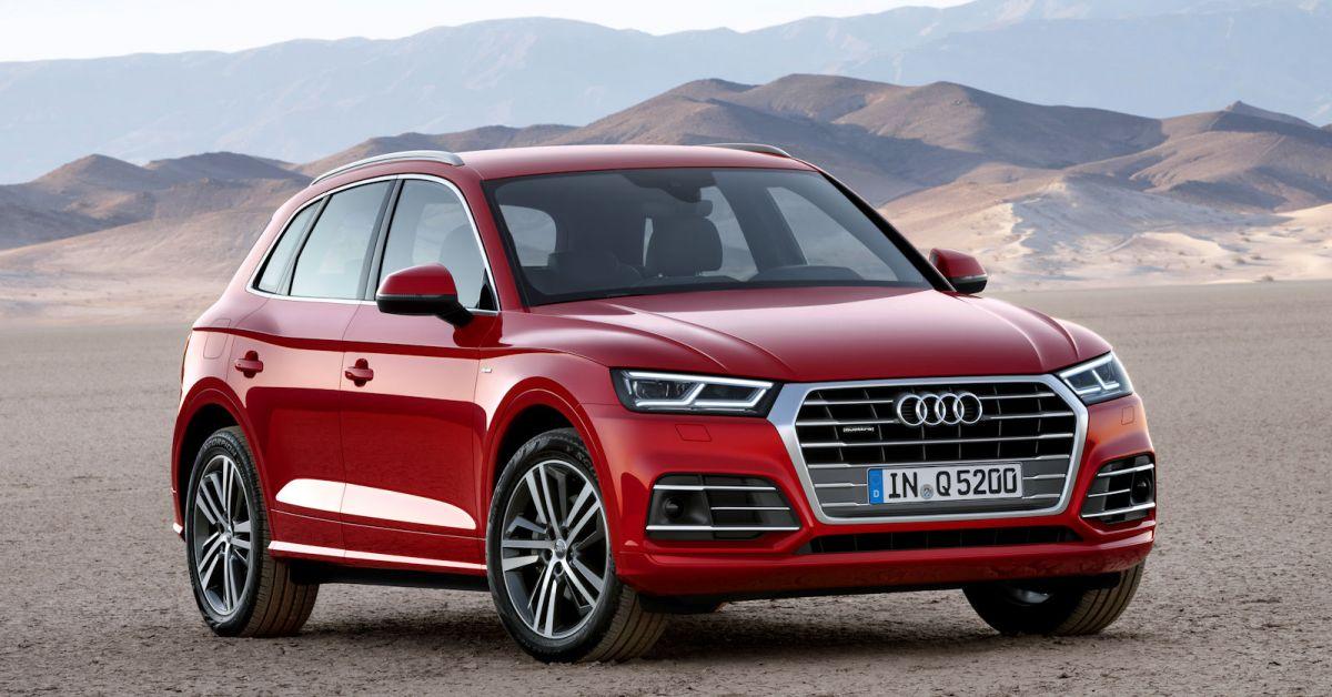 Audi Q5 (2017): Das ist er - der komplett neue Audi Q5 - Sd Heads Wann Kommt Der Neue Q on