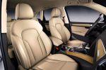 Audi Q5 Facelift quattro Allrad Kompakt SUV 2.0 3.0 TDI 2.0 3.0 TFSI V6 Hybrid Benzin Turbo Vierzylinder Elektromotor Tiptronic S tronic Offroad MMI Adaptive Light Side Assist Active Lane Assist Drive Select Interieur Innenraum Cockpit