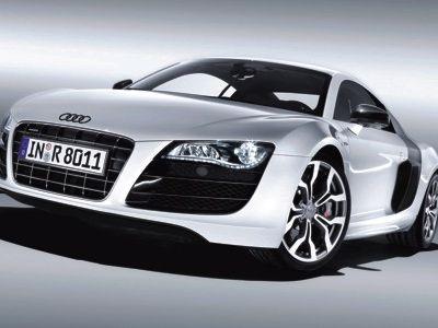 Audi R8 V10 5.2 FSI quattro R tronic