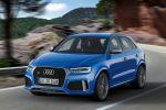 Audi RS Q3 Performance 2016 2.5 Fünfzylinder Kompakt SUV Offroad S tronic quattro Allrad Sportfahrwerk Launch Control Drive Select MMI Navigation plus Front Seite