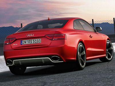 Audi RS5 Facelift 2