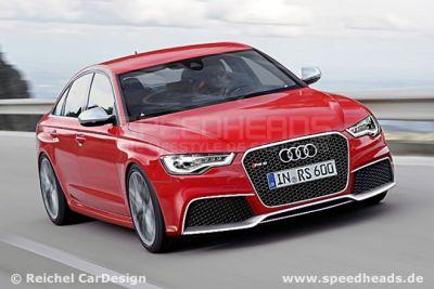 Audi RS6 2012 V8 Biturbo