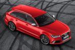 Audi RS6 Avant 2013 Kombi 4.0 TFSI V8 Biturbo Adaptive Cylinder on Demand COD Air Suspension DRC MMI Touch Navigation Plus FIS WLAN Internet ACC Adaptive Cruise Control Active Lane Assist Pre Sense Drive Select Front Seite Ansicht