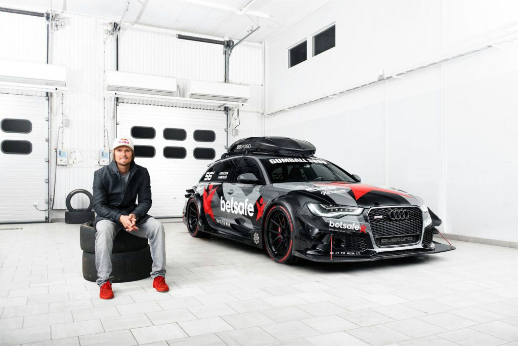 audi rs6 avant dtm von jon olsson berfallen und verbrannt speed heads. Black Bedroom Furniture Sets. Home Design Ideas