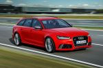 Audi RS6 Avant Performance Kombi quattro Allradantrieb 4.0 TFSI V8 Biturbo Overboost Tiptronic MMI Navigation plus Touchpad Front Seite