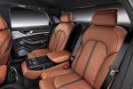 Audi S8 Limousine 2014 Facelift 4.0 V8 MMI Touch COD Cylinder on Demand Active Noice Cancellation ANC Drive Select Side Assist Active Lane Assist Interieur Innenraum Fond Rücksitze