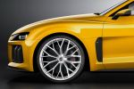 Audi Sport quattro Concept Allrad Matrix LED Plug-in-Hybrid 4.0 V8 Biturbo COD Cylinder on Demand EV Performance Race Boost Rad Felge