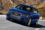 Audi SQ5 TFSI quattro Allrad Kompakt Performance SUV Tiptronic MMI Side Assist Active Lane Assist Drive Select Front Ansicht