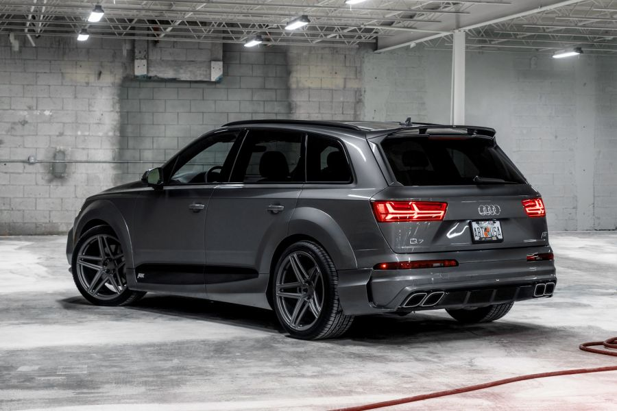 audi sq7 abt vossen 1 of 10 der ultimative audi q7. Black Bedroom Furniture Sets. Home Design Ideas