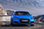 Audi TT 2015 2.0 TFSI Sportwagen Vierzylinder Turbo Matrix LED Scheinwerfer Virtuelles Virtual Cockpit TFT Monitor Infotainment MMI Navigation plus Multi Media Bang Olufsen Soundsystem Symphoria Front