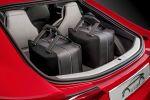 Audi TT Sportback Concept 2.0 TFSI quattro Allrad Sportwagen Limousine Fünftürer Viertürer Vierzylinder Turbo Laserlicht Virtuelles Virtual Cockpit TFT Monitor Infotainment MMI Touch Multi Media Interface Kofferraum Gepäckraum Laderaum