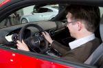 Audi TTS 2015 Test Check Sitzprobe 2.0 TFSI quattro Allrad Sportwagen Vierzylinder Turbo Virtuelles Virtual Cockpit TFT Monitor Infotainment MMI Touch Multi Media Interface Innenraum Interieur Freitextsuche Christian Brinkmann