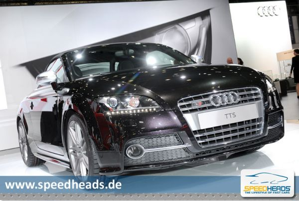Audi TTS Roadster Facelift