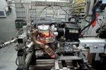 Mercedes-Benz A 45 AMG Erlkönig 2.0 Vierzylinder Turbo Kompaktsportler Rennsemmel Performance Speedshift DCT 7 Gang Sportgetriebe Allrad Motor Triebwerk Prüfstand