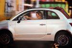 Fiat 500C Cabrio America Jennifer Lopez Stars Stripes 1.2 1.4 Benziner 0.9 Twinair 1.3 Multijet Diesel Seite Ansicht