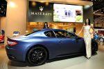 Maserati GranTurismo S Limited Edition Italia Italien 4.7 V8 Heck Seite Ansicht