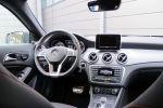 B&B Mercedes-AMG GLA 45 Vierzylinder Turbo viertüriges Coupe Performance Limousine Tuning Leistungssteigerung Gewindefahrwerk Interieur Innenraum Cockpit