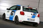 B&B VW Volkswagen Polo R WRC Street Straßenversion World Rallye Championship 2.0 TSI Sportversion Kleinwagen Heck Seite