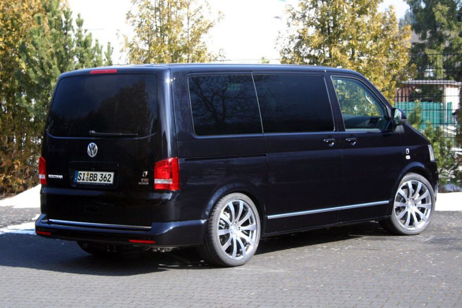 b b vw t5 multivan 2 0 tsi ballermann mit 362 ps speed. Black Bedroom Furniture Sets. Home Design Ideas