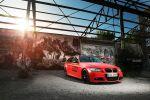 BBM Motorsport BMW 330d Touring E91 Kombi 3.0 Reihensechszylinder Diesel Chiptuning KW Street Comfort Gewindefahrwerk Mactac Folie Carwrap Front