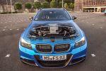 BBM Motorsport BMW 350d 3T Touring Kombi E91 3er Tri-Turbo Chiptuning Leistungssteigerung Z-Performance ZP10 Stoptech ST60 ST40 Performance Front